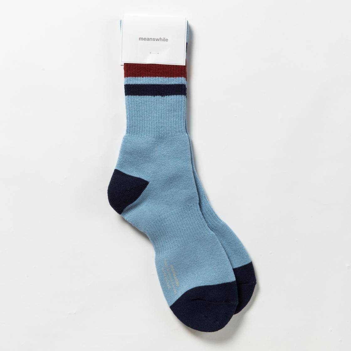 Pile Line Socks
