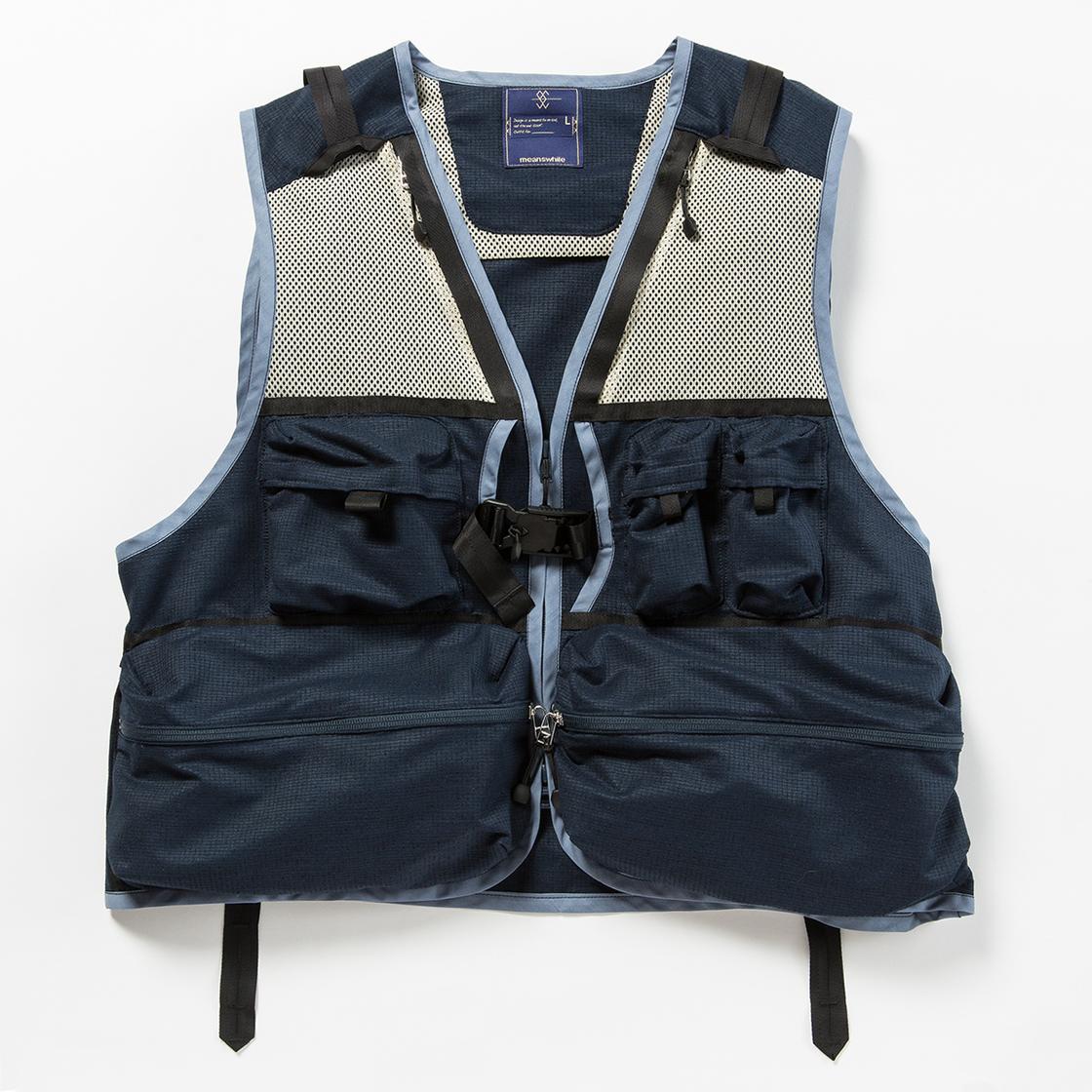 Dry Mesh Luggage Vest