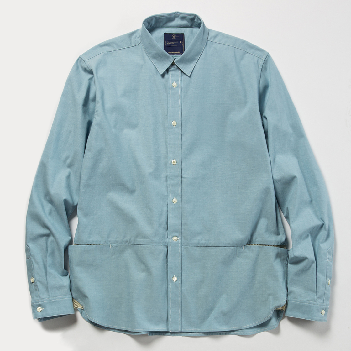 Packable Chambray Fishing SH