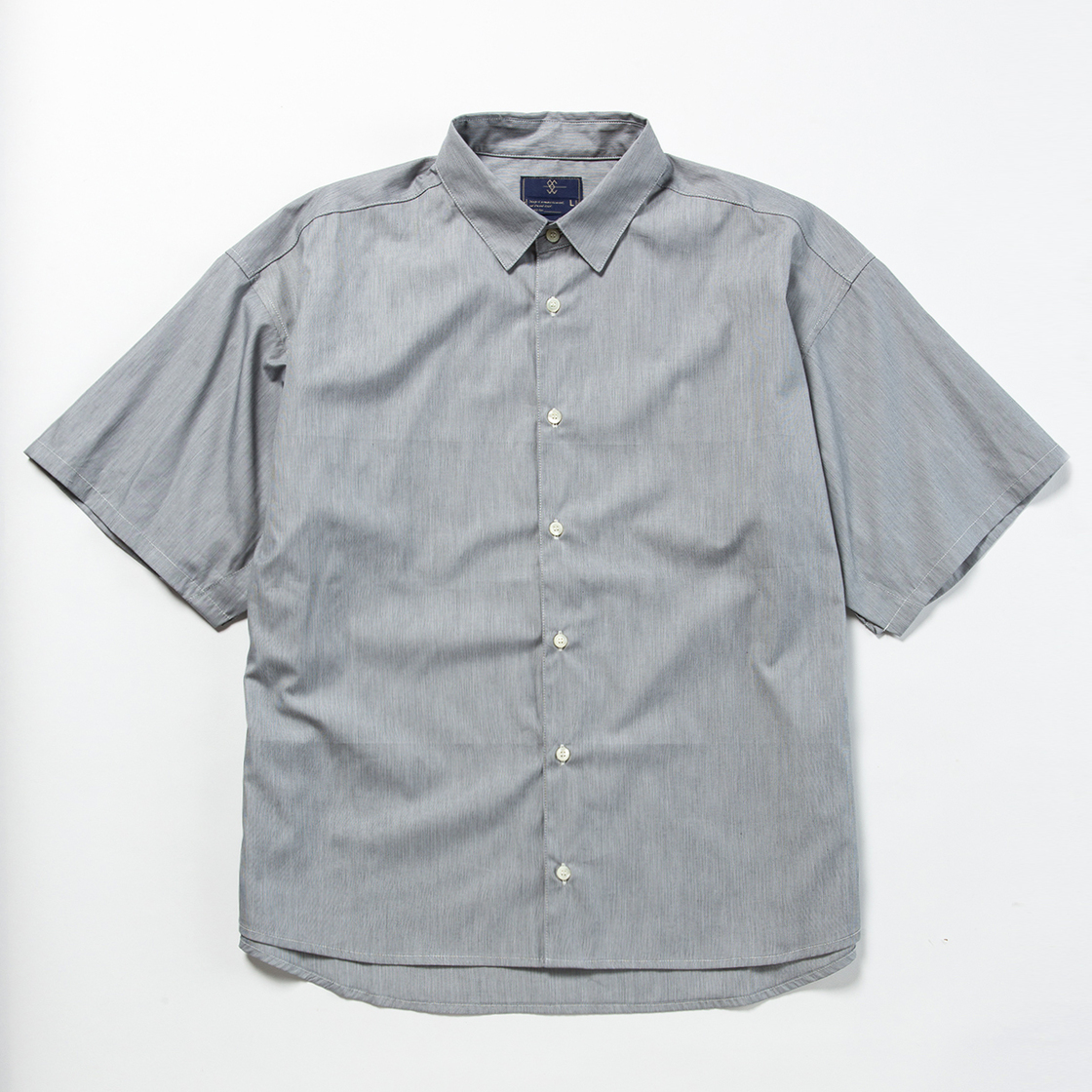 Pinstripe Popper S.S. Shirt