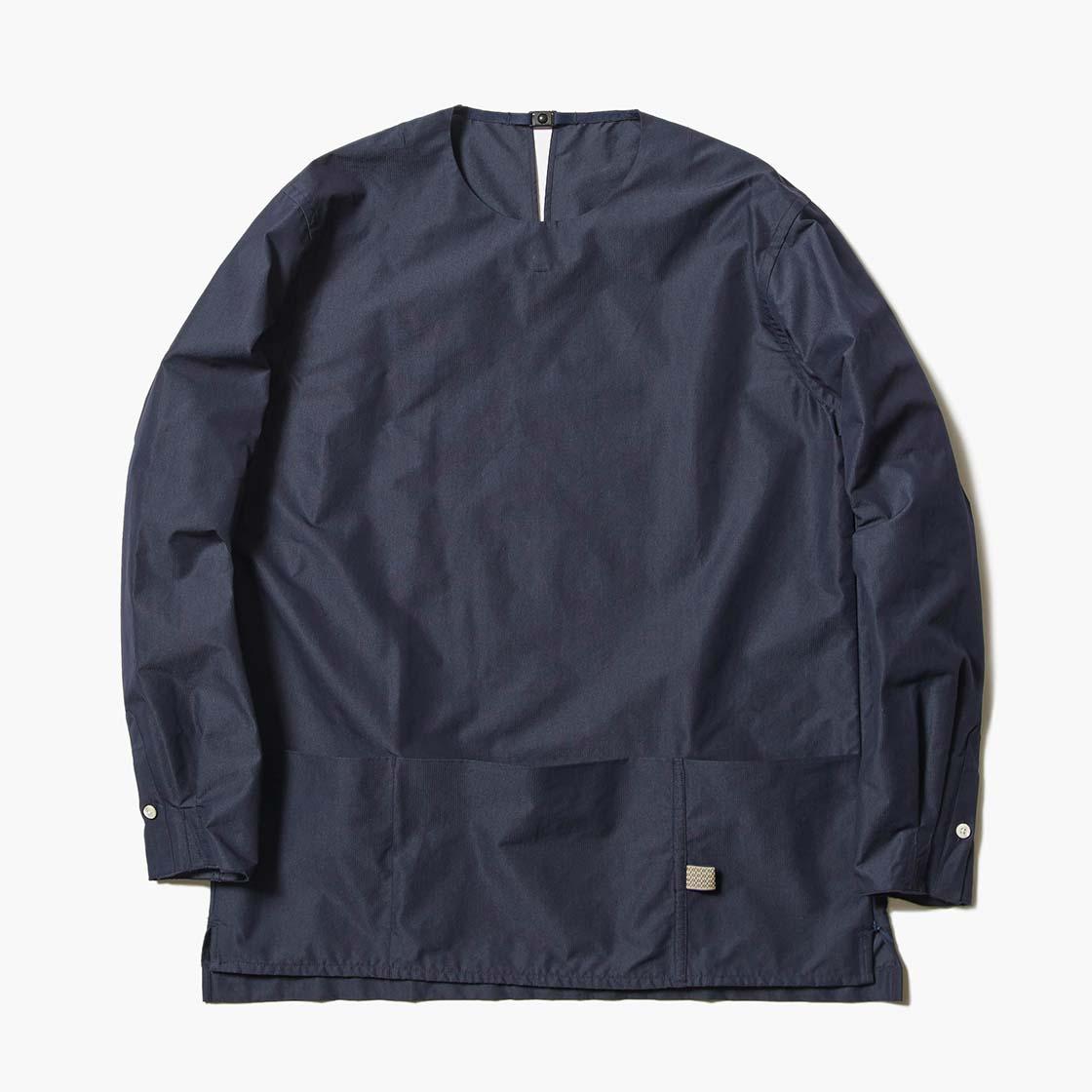 Micro Herringbone Pullover SH