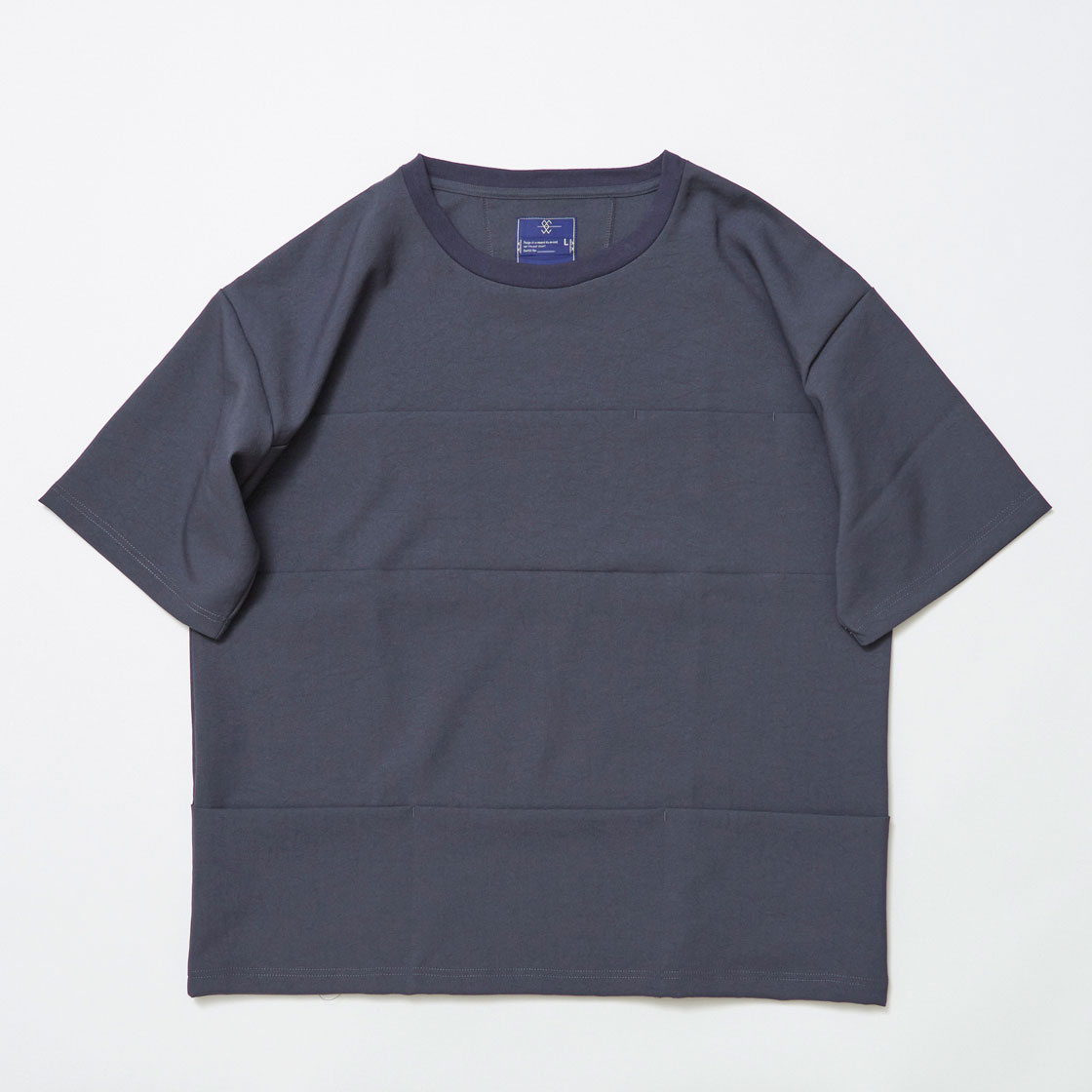 Twill Stretch Packable Pocket Tee
