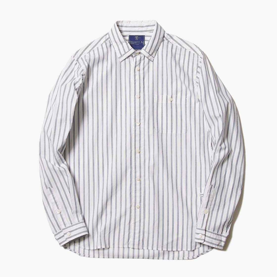 Argane Oil Cotton Stripe SH