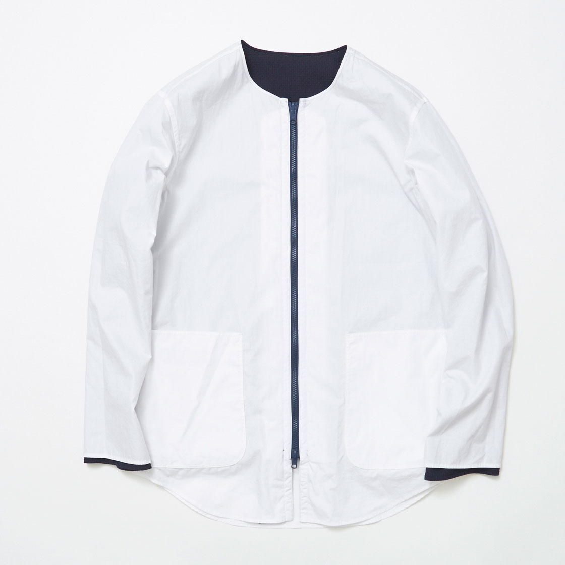 Cordura Wool/Typewriter Reversible 4Way Shirts JKT