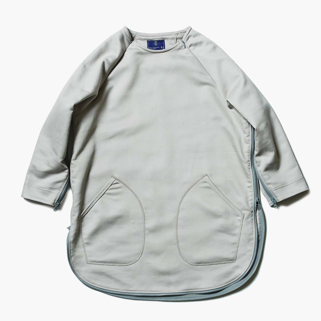 Loop Zip Sweatshirt