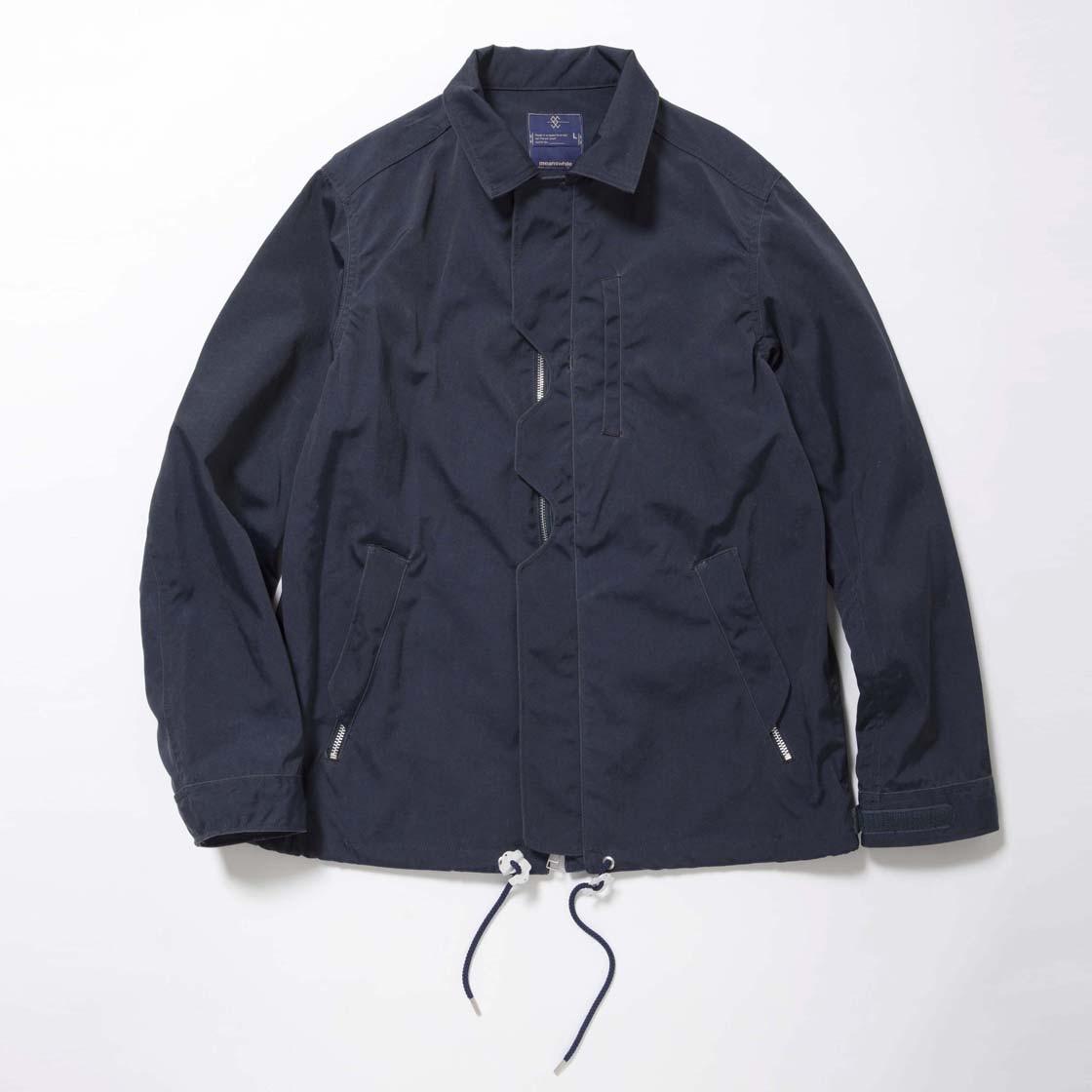 Blackboard Cloth Odd job Flap Coach JKT