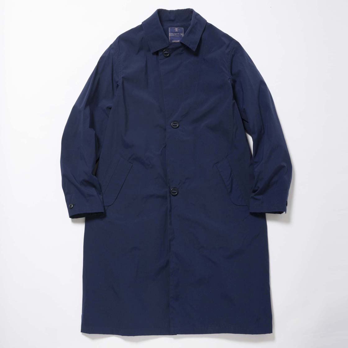 KONBU Nylon Over Coat