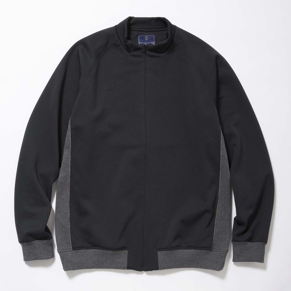 Double Fleece Zip Sweat