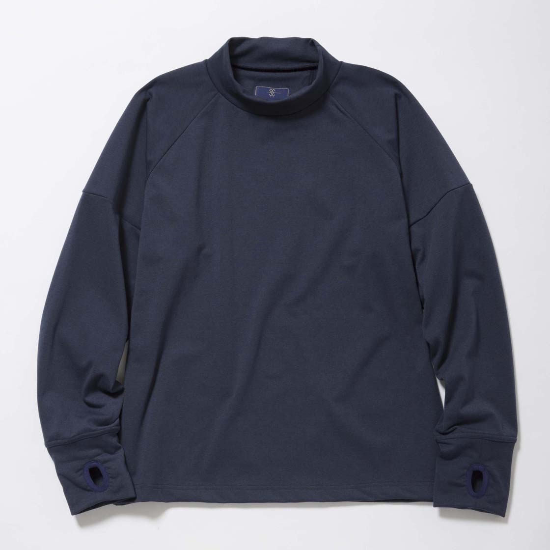 Dry Jersey High-necked