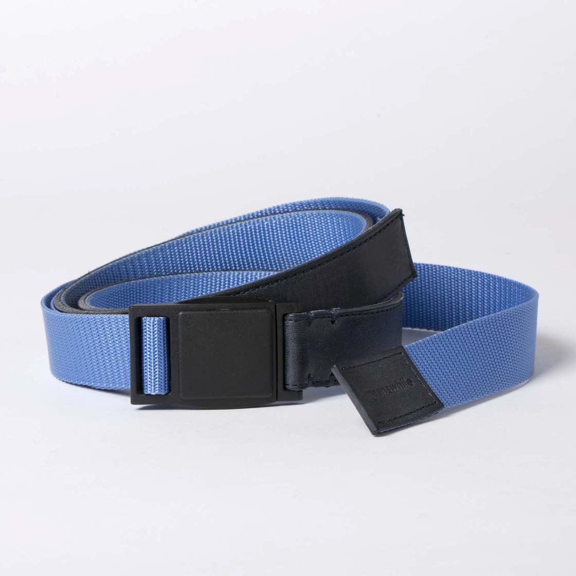 Leather/Nylon Quick Release Belt
