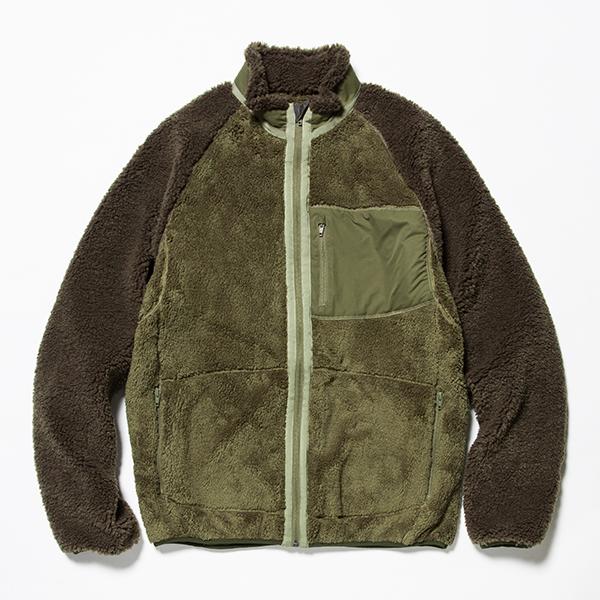Behavior Fleece Jacket