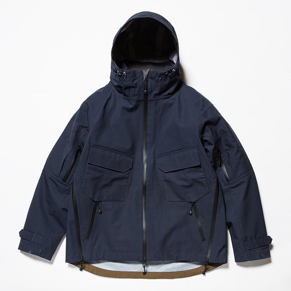 3 Layer Ventile Shell Jacket