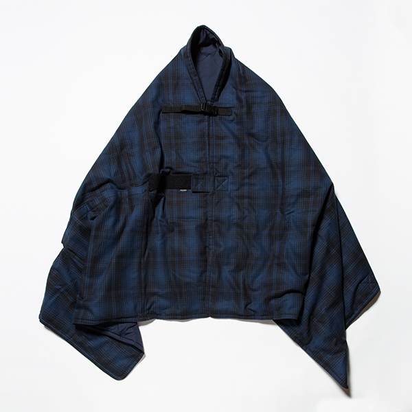 "Flannel Check ""Travelling Rug"""
