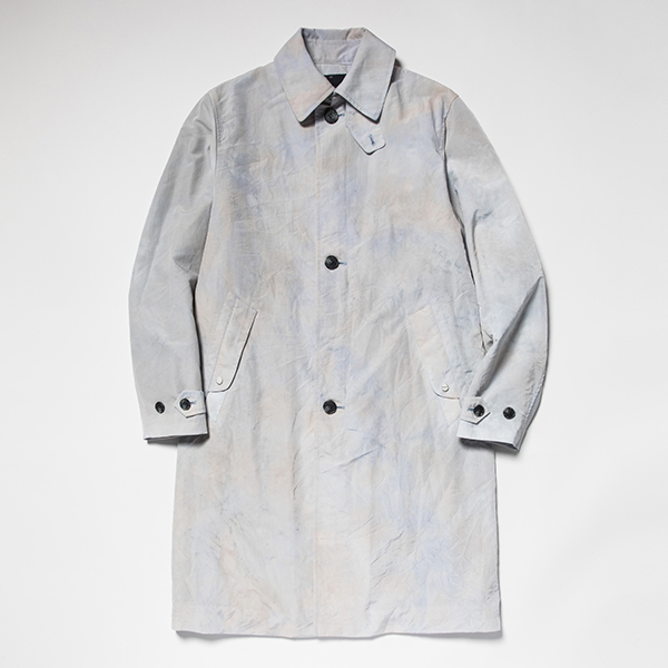 "Dyed Camo ""Tombi"" Coat/L4"