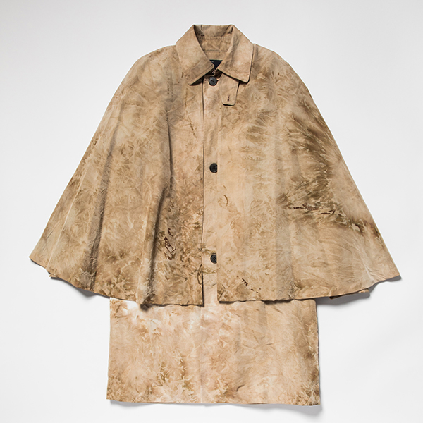 "Dyed Camo ""Tombi"" Coat/L4 Sand"