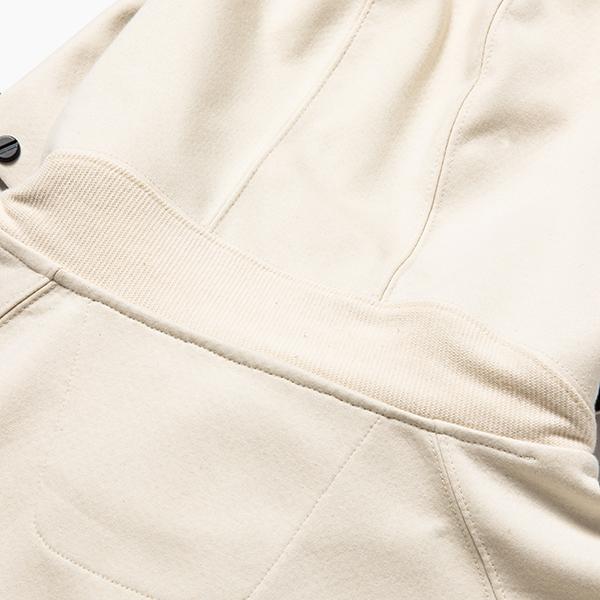 Water-Repellent Breathe Cloth Hoodie