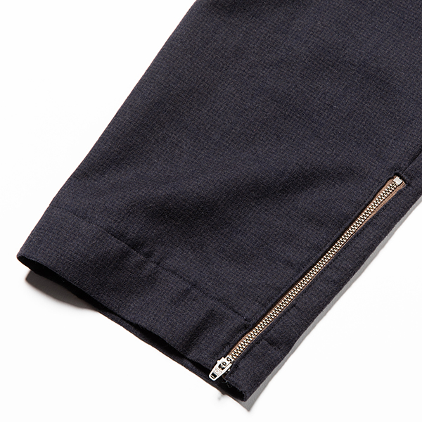 Tech Wool Zip PT