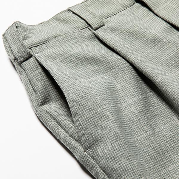 Tech Wool Zip PT