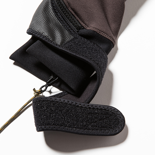 Down Cloth Mitten Glove