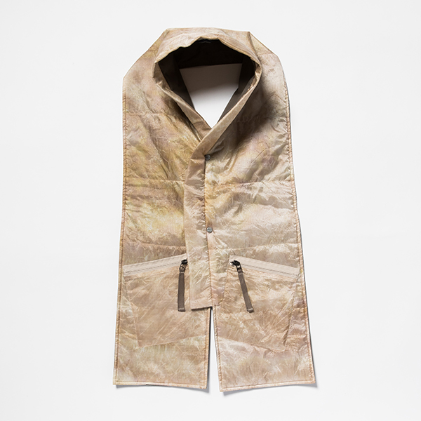 Dyed Camo Thinsulate™ Monks Stole/L3 Sand