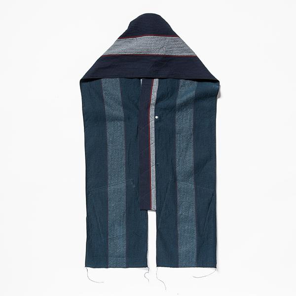 Pique Stripe Monks Stole/L3