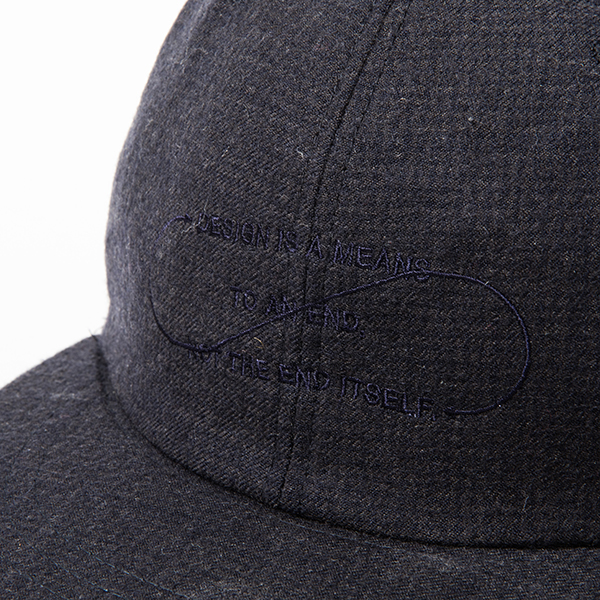 Tech Wool B.B Cap