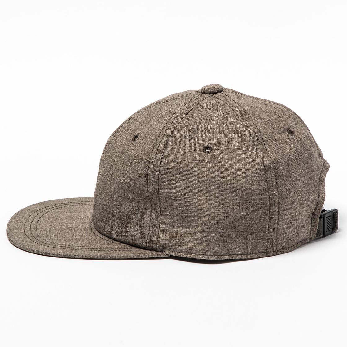 Wool B.B Cap Brown