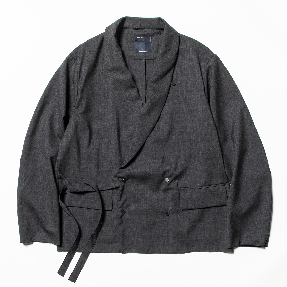"""Working Outfit """"SAMUE"""" Charcoal"""