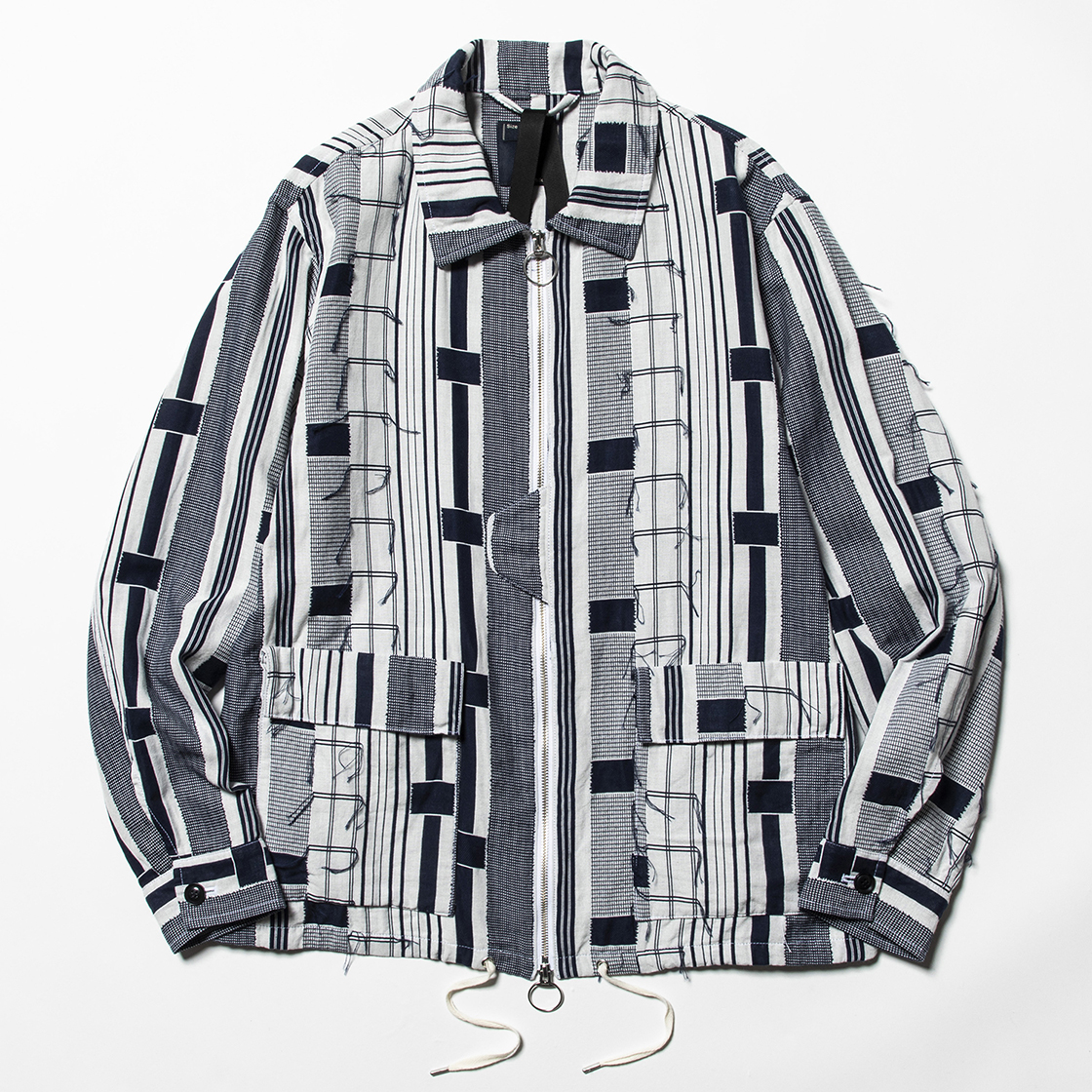 Crazy Woven Drizzler Jacket