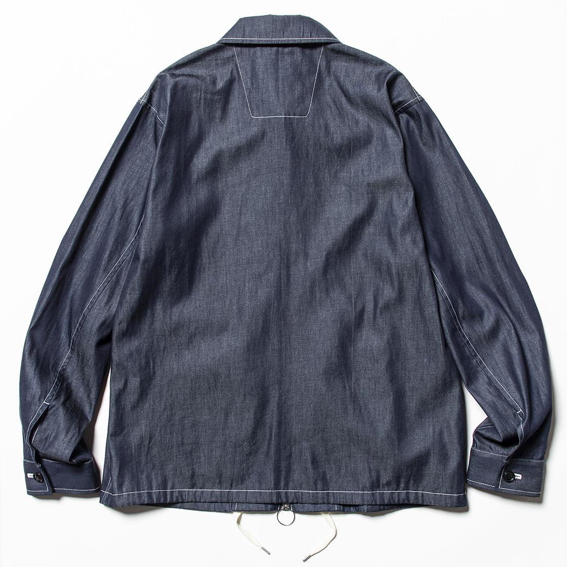 Denim Drizzler Jacket