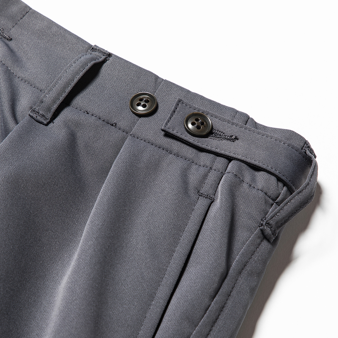 Solotex Cargo Slacks Charcoal