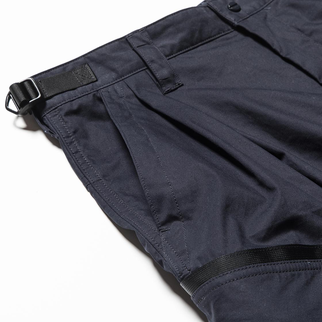 Luggage Cargo Shorts Navy