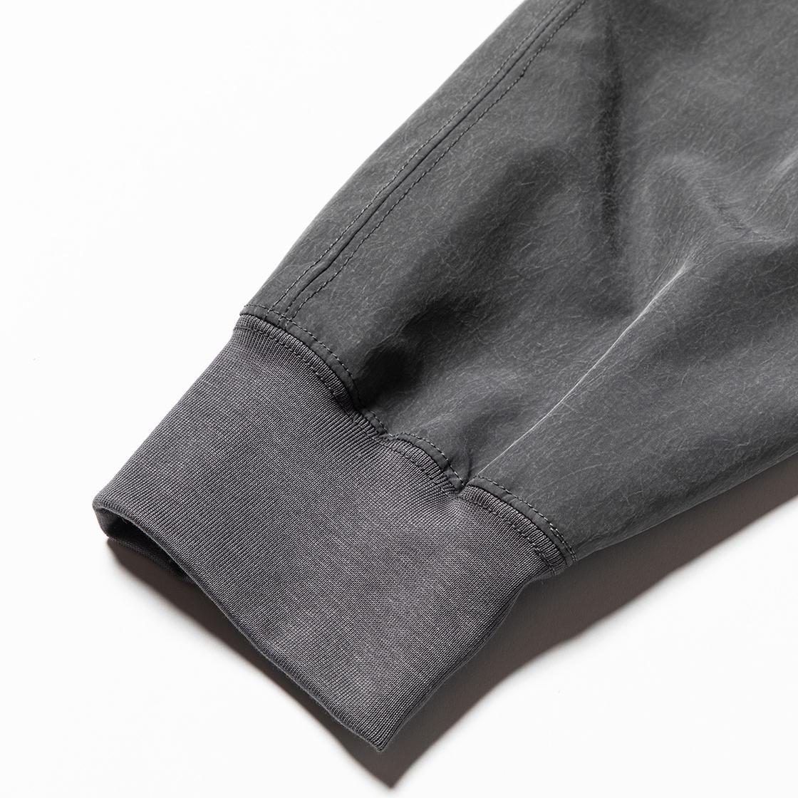 Nylon Popper SH Charcoal