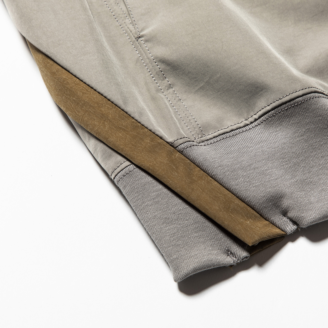 Nylon Popper SH Grey