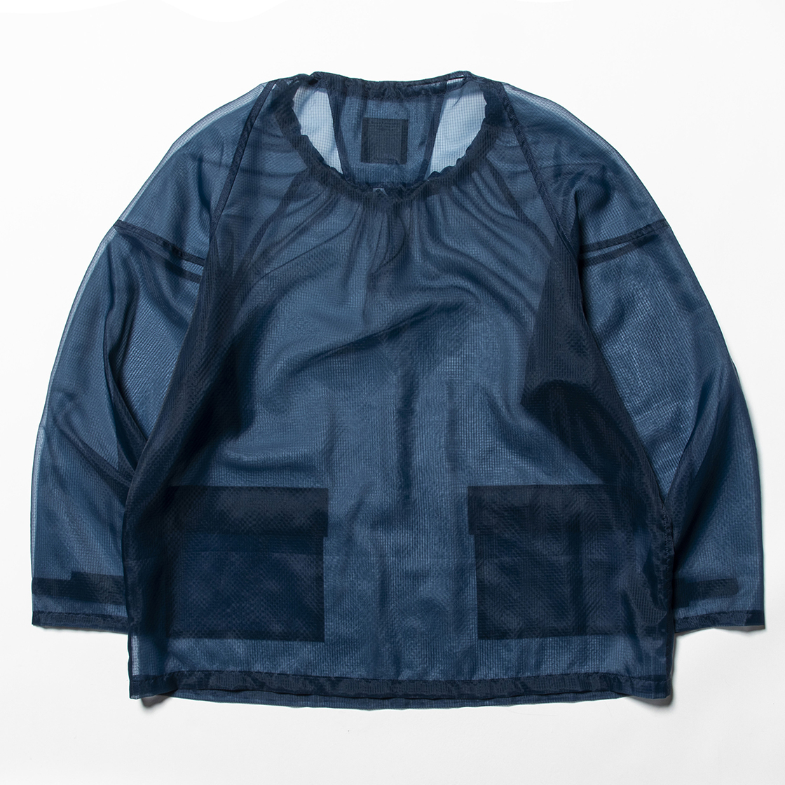 Rip Stop Mesh Pullover