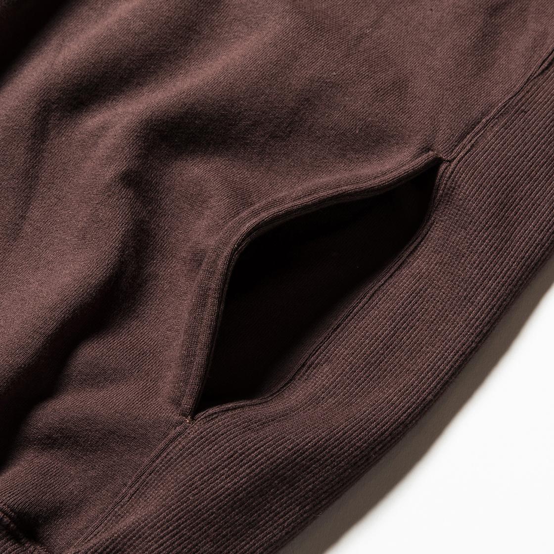 Crack Sweat Shirts Brown