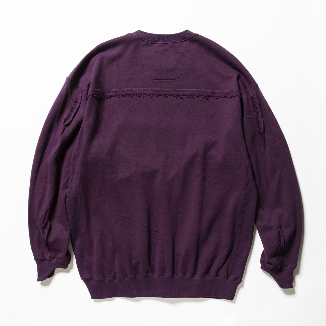 Crack Sweat Shirts Purple