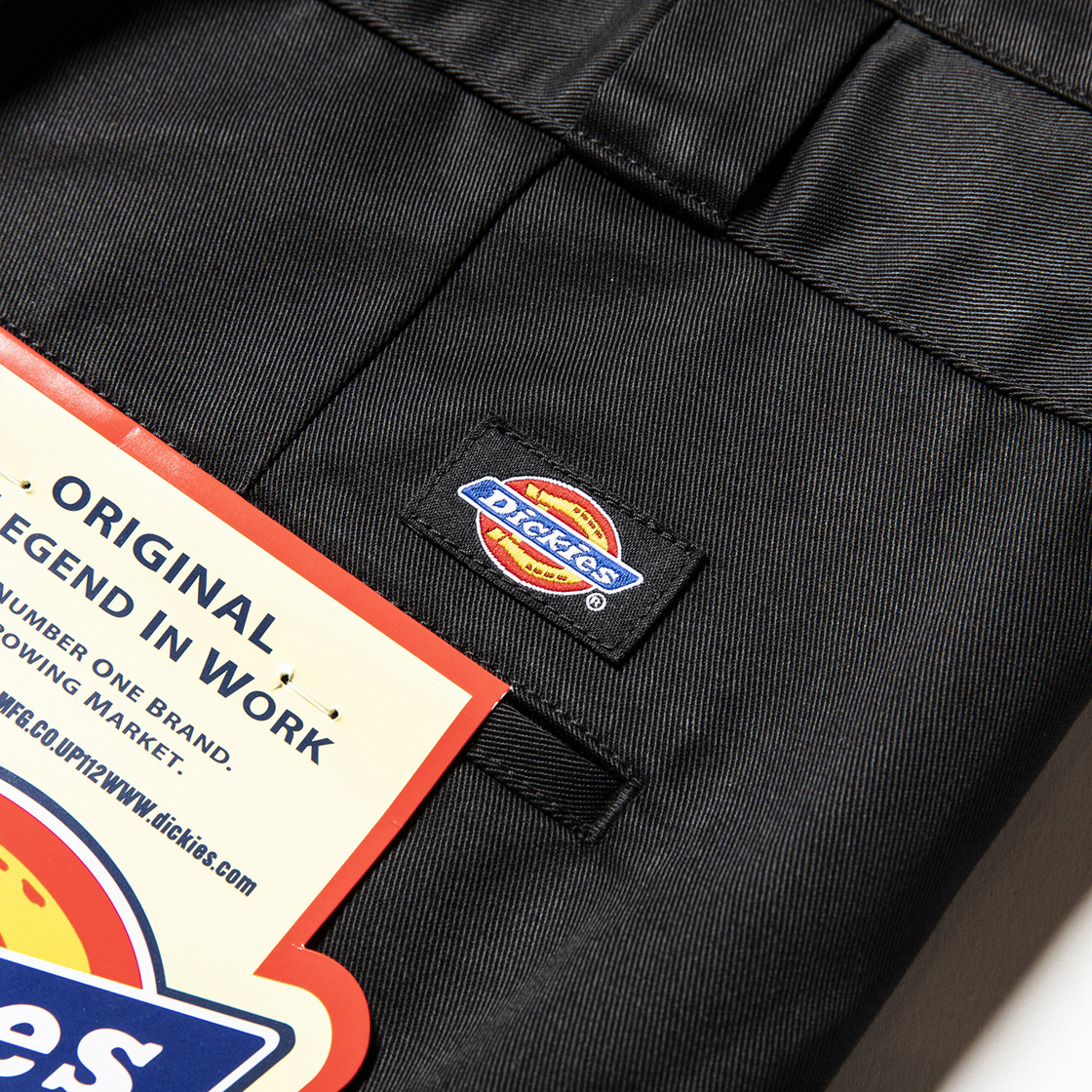 Wrap PT×Dickies® Off Black
