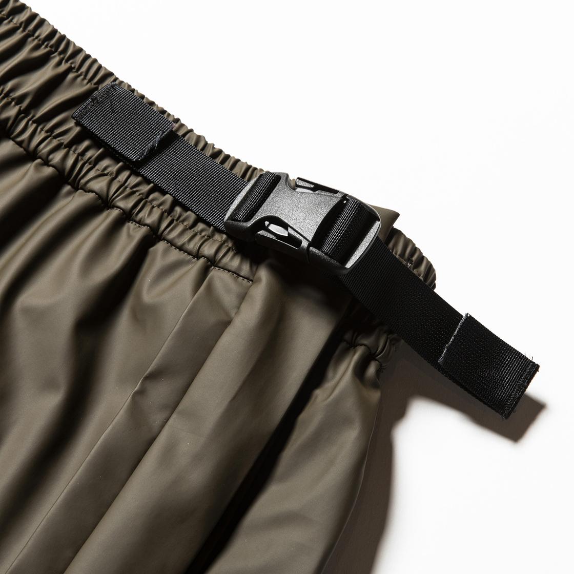 Rubber Cloth Popper PT Brown