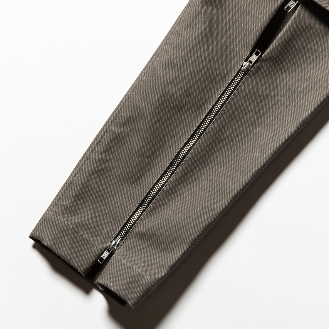 Coating Canvas Bondage PT Grey