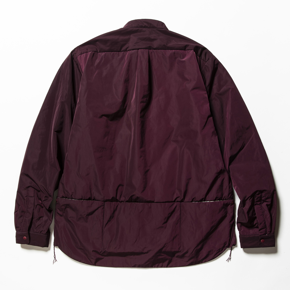 Memory ThinsulateTM Packable SH Burgundy