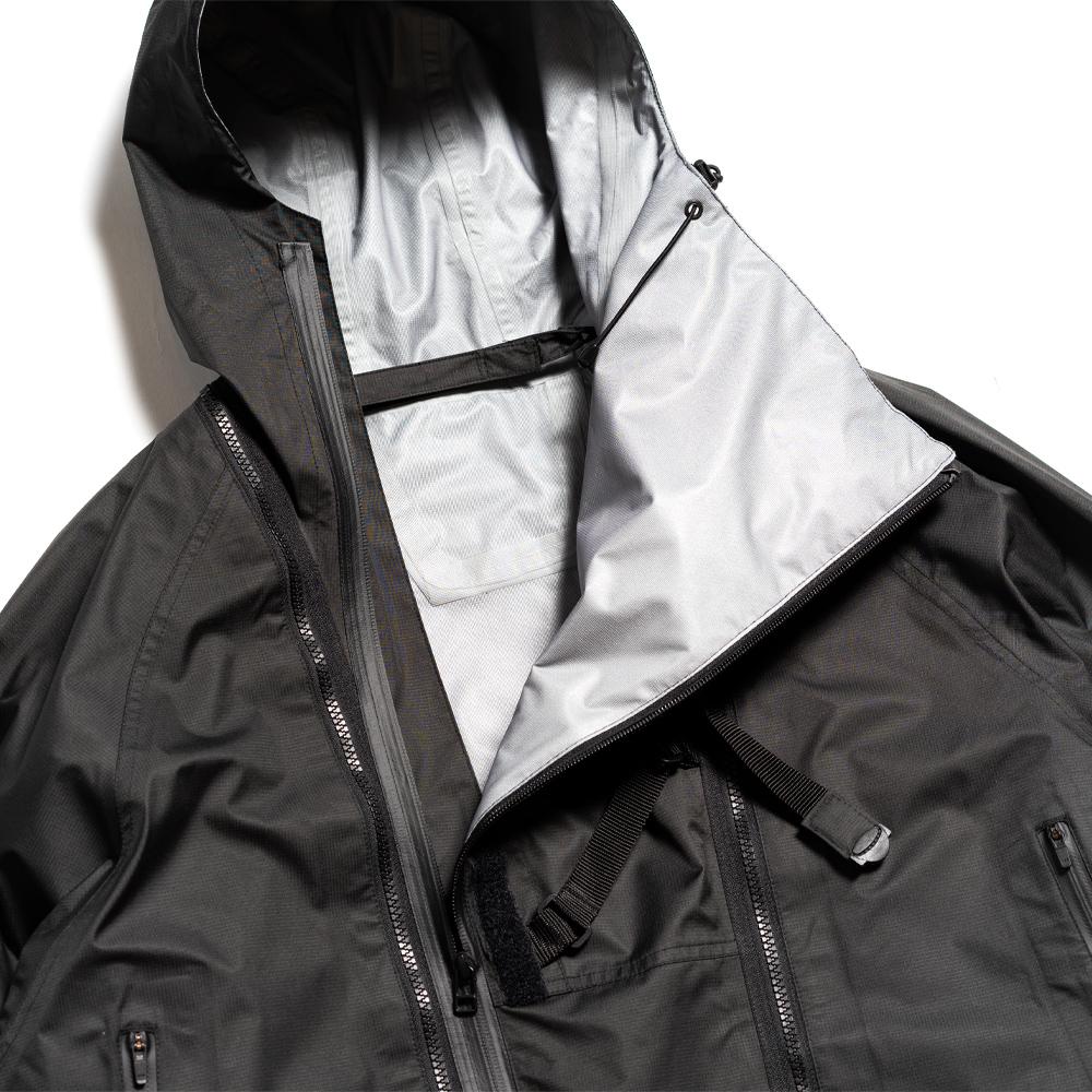 Air Circulation System Rain Jacket