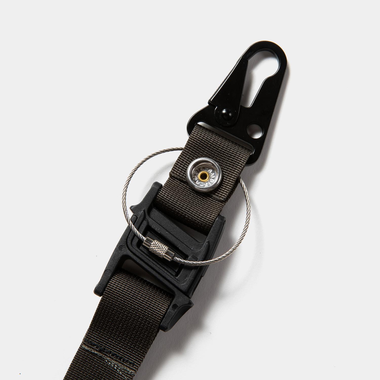 Utility Key Ring / Khaki