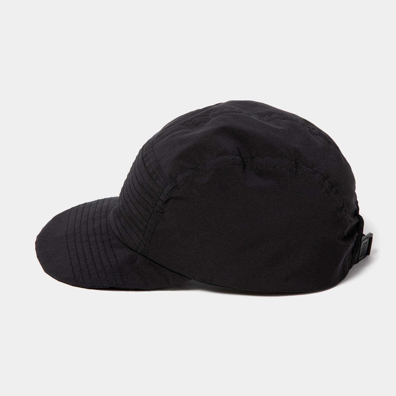 Water-repellent Jet Cap / Off Black
