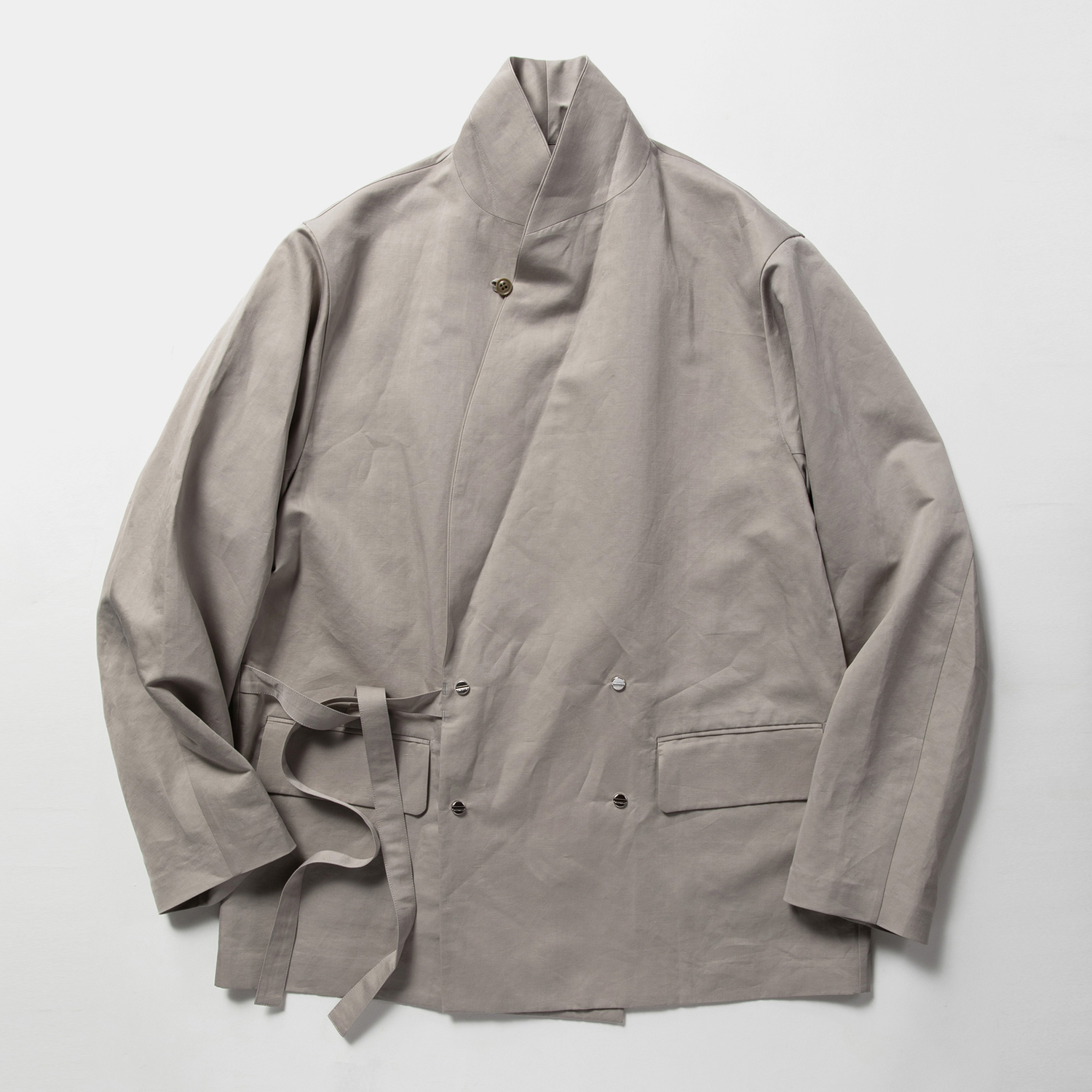 """Duality Cloth Working Outfit """"SAMUE"""" / Grey"""