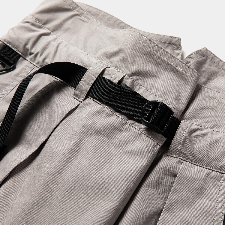 High Density Gabardine Wrap PT / Grey