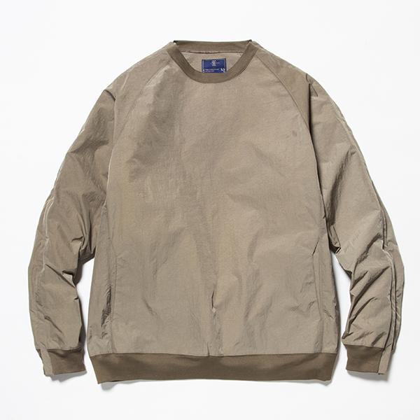 Nylon Popper Shirt