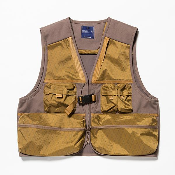 X-Pac/Cordura Luggage Vest