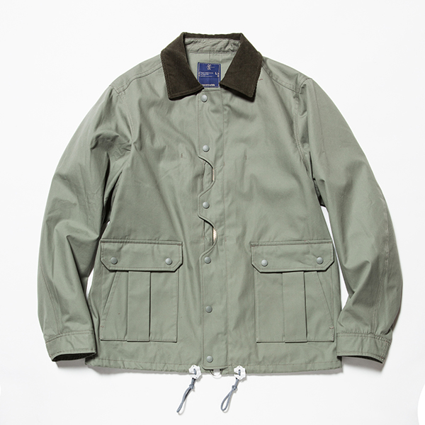 Fire-Resistant Game Jacket