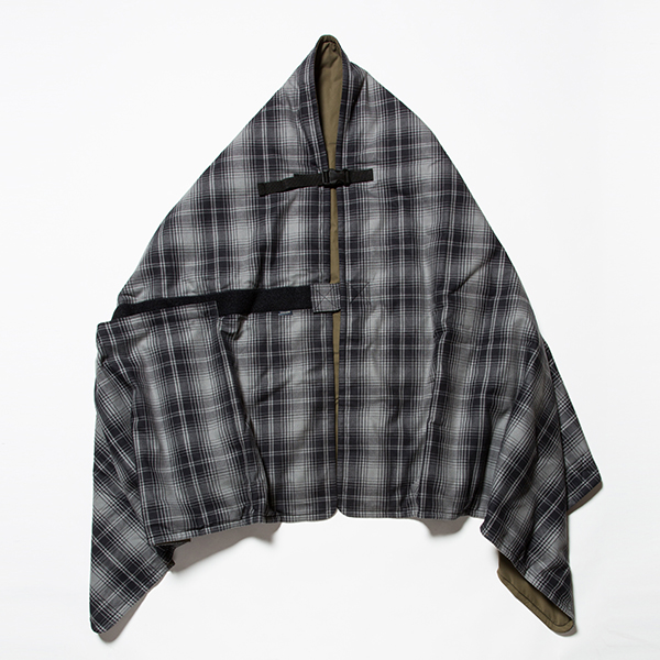 """Flannel Check """"Travelling Rug"""""""